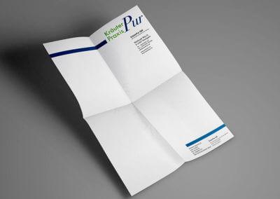 Geschäftspapiere, 2/1-farbig. Grafikdesign für Printmedien von vom hofe foto/design aus Gummersbach (NRW)