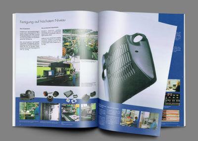 Prospekt, 16-seitig, 4-farbig. Grafikdesign für Printmedien von vom hofe foto/design aus Gummersbach (NRW)