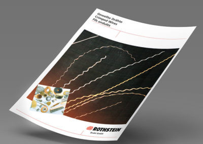 Prospekt, 4-seitig, 4-farbig. Grafikdesign für Printmedien von vom hofe foto/design aus Gummersbach (NRW)