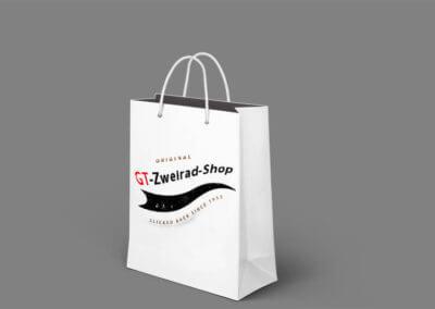 Einkaufstasche - Grafikdesign für Printmedien von vom hofe foto/design aus Gummersbach (NRW)