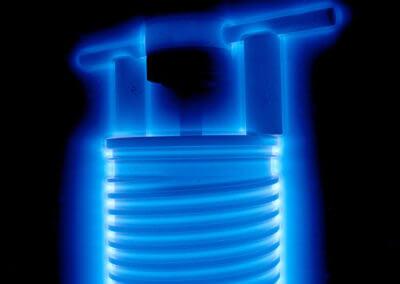Industriefotografie Ionisierung