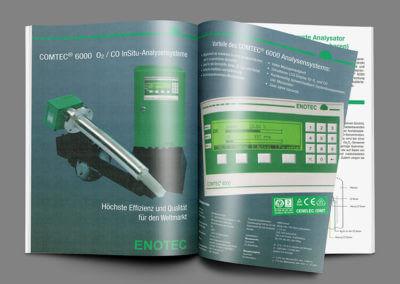 Prospekt, 8-seitig, 4-farbig Grafikdesign für Printmedien von vom hofe foto/design aus Gummersbach (NRW)