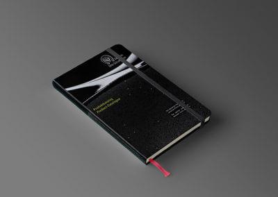 Katalog, 108-seitig, 4/4-farbig. Grafikdesign für Printmedien von vom hofe foto/design aus Gummersbach (NRW)