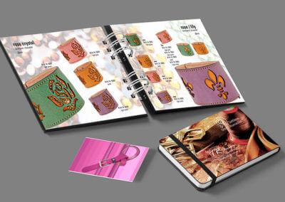 Prospekt, 40-seitig, Ringheftung. Grafikdesign für Printmedien von vom hofe foto/design aus Gummersbach (NRW)