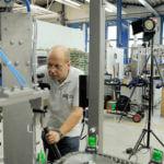 Industrievideo mit Bernd vom Hofe