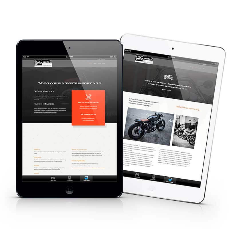 Webdesign und Onlineshops aus Gummersbach